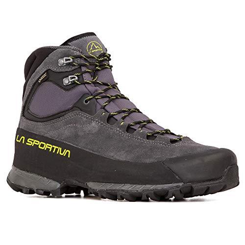 La Sportiva Eclipse GTX Hiking Shoe, Carbon/Sulphur, 43