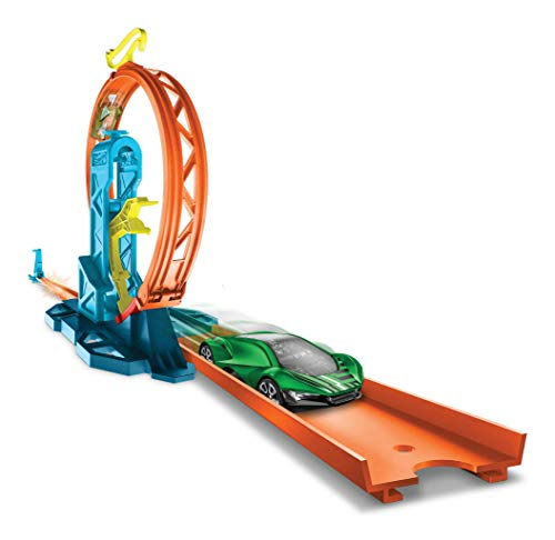 Hot Wheels Track Builder Pack Assorted Loop Kicker Pack
