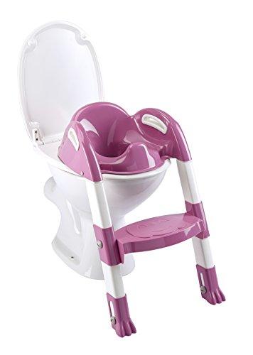Thermobaby 2172552ALL Kiddyloo Toiletten-Trainer, fuchsia/weiß/rosa
