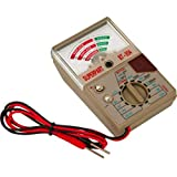 Becocell Batterietester Superpart BT-934 Messbereich (Batterietester) 1,2 V, 1,5 V, 3 V, 3,6 V, 3,7 V, 6 V, 9 V, 12 V A