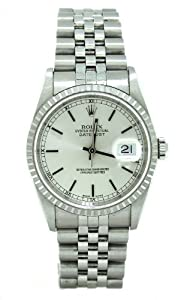 Rolex Datejust Stainless Steel Mens Watch 116200RRJ image