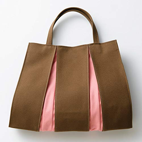 Kosho Kosho Takashimaya Original Tote Bag PH Brown x Sermon Pink