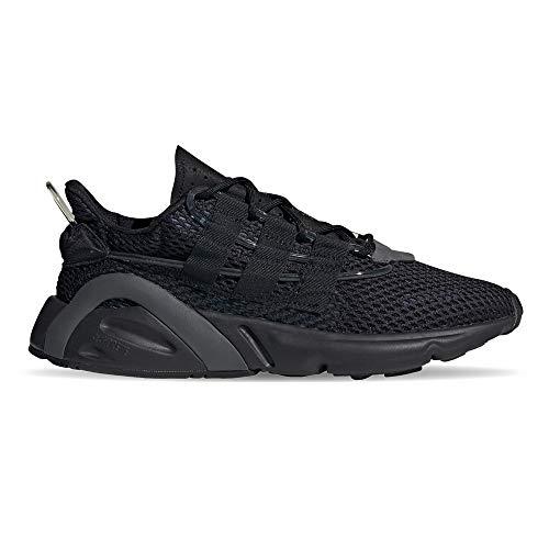 adidas Originals LXCON - Zapatillas deportivas, color negro, Negro , EU 44 2/3 - UK 10