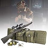 HNWTKJ Funda Escopeta, Caza Escopeta Gun Rifle Bolsa de Almacenamiento, Gran Capacidad, Almacenamiento de Rifle, Pistola, Caña Pescar (Size : 118 * 31cm)