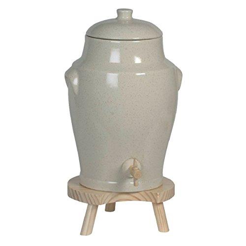 Sélection Brico-travo 80175 Pots à Gras & vinaigriers, Verre, 20 cm
