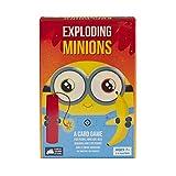 Exploding Minions - Juego de Cartas para Adultos, Adolescentes y niños
