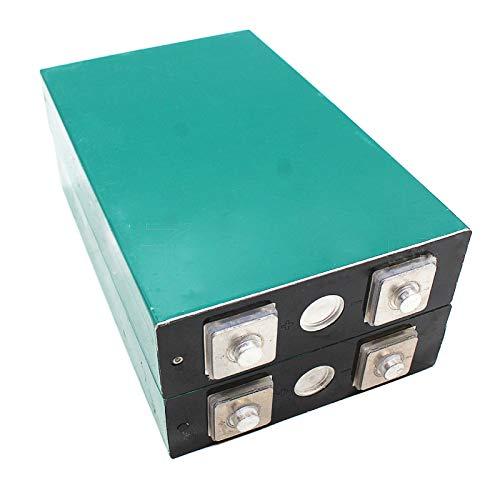 LeiQuanQuan 3.2V 70AH LIFEPO4 Batería de fosfato de Hierro de Litio Litio DIY Paquete de batería RV Foto fotovoltaica Energía Solar de energía Batería LiFePO4