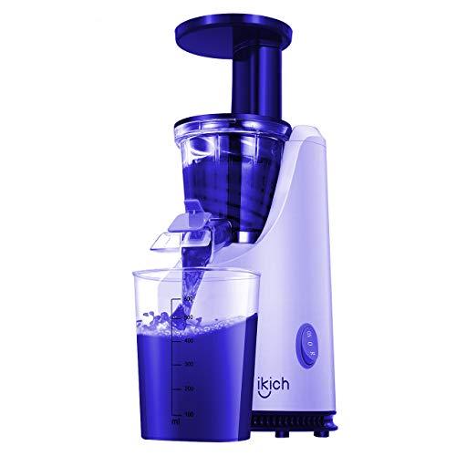 Frullatore a Immersione, frullatore potente da 800 W con 7 Velocita, 4-in-1 Frullatore a Immersione, per Frullato, Zuppe, e Alimenti per Bambini, Nero