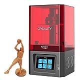 Imprimante 3D en Résine Photopolymérisable Creality 3D SLA UV, Source de Lumière Intégrée, écran LCD Monochrome 2K de 6 Pouces, Résolution 1620 * 2560