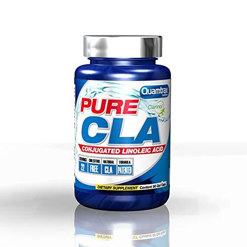 Quamtrax Nutrition Pure Cla - 90 Capsulas