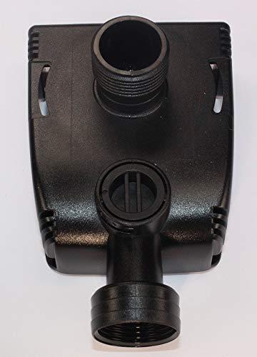 Pontec Ersatz-Abdeckung 2000 für Pumpe PondoCompact 2000 Zubehör