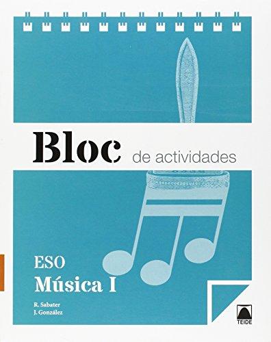 Bloc de actividades. Música I ESO - 9788430790081
