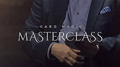 Vanishing Inc. Card Magic Masterclass (5 DVD Set) by Roberto Giobbi - DVD