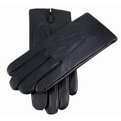 Dents Black Cashmere Lined gants de cuir clair 8