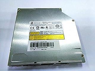 パナソニック UJ-8C5 対応交換用 スロットイン方式 スリムDVDスーパーマルチドライブ SATA接続(ベゼルなし)