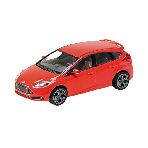 Minichamps Escala 1:43 Ford Focus ST 2011 Car (Rojo)