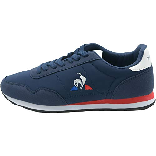 Le Coq Sportif Astra Sport, Zapatillas Deportivas Unisex Adulto, Dress Blue, 43 EU