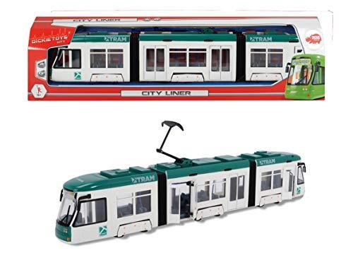Tranvía Barcelona (Dickie 3749005)
