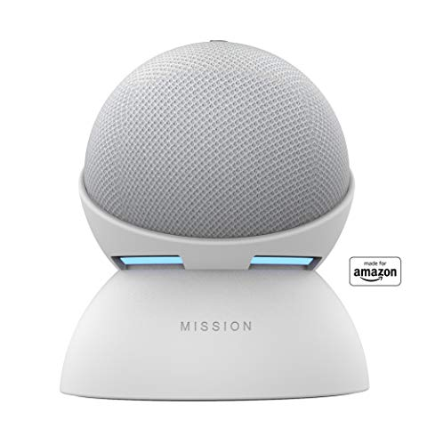All New, Made for Amazon Battery Base, in White for Echo Dot (4th generation) Not compatible with previous generations of Echo or Echo Dot (1st Gen, 2nd Gen, or 3rd Gen).