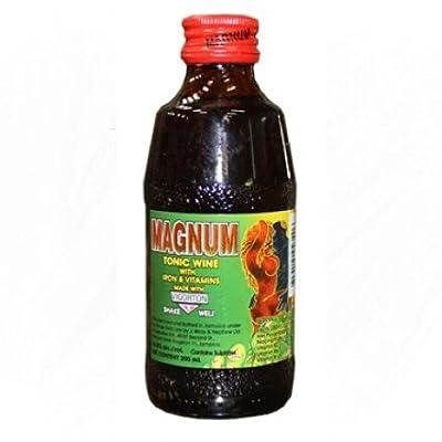 Wray & Nephew Magnum Tonic Wine (Case of 6 x 20cl Bottles)