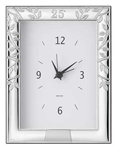 El Faro Reloj 25 Aniversario 9x13 Personalizado para Bodas Plata