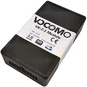VOCOMO kX-2 Bluetooth Freisprecheinrichtung passend für BMW