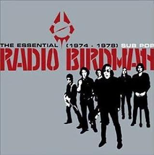 "Essential Radio Birdman 1974-1978 (+ 7"" Bonus) [12 inch Analog]"