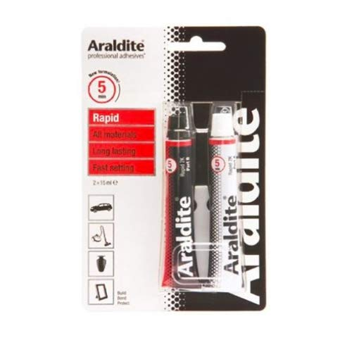 Araldite 15 ml extra starker Schnellkleber in Tube (2er Set)
