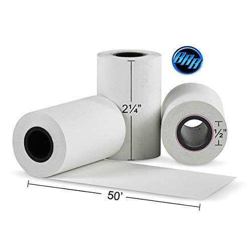 thermal paper roll 2 1 4 x 50 - 3