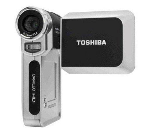 Toshiba Camileo HD - Videocámara (CMOS, 5 MP, 0X, 8X, SD, 6,35 cm (2.5'))
