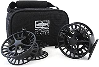 LIQUID 2 3-PACK (ONE 5/6WT REEL AND TWO EXTRA SPOOLS) WITH CARRYING CASE