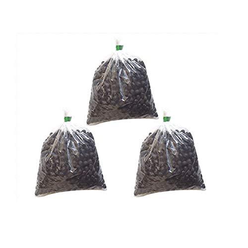 北海道産 無農薬黒豆 - 渡部信一さんの黒豆(約1kg×3個) 無農薬・無化学肥料栽培30年の美味しい黒豆 渡部信一さんは北海道・大雪山の麓で化学薬品とは無縁の農業を営む生産者