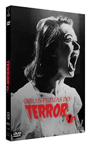 Obras-Primas Do Terror Volume 7 - 3 Discos [DVD]