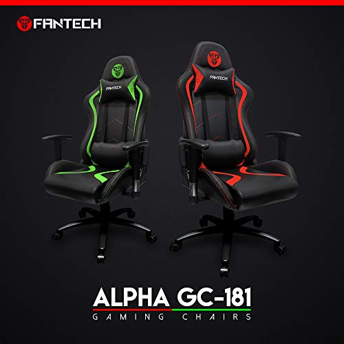 FANTECH GC-181 Vintage Design Adjustable Racing Gaming Chair