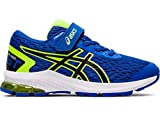 ASICS Kid's GT-1000 9 PS Running Shoes, 1.5M, Tuna Blue/Black