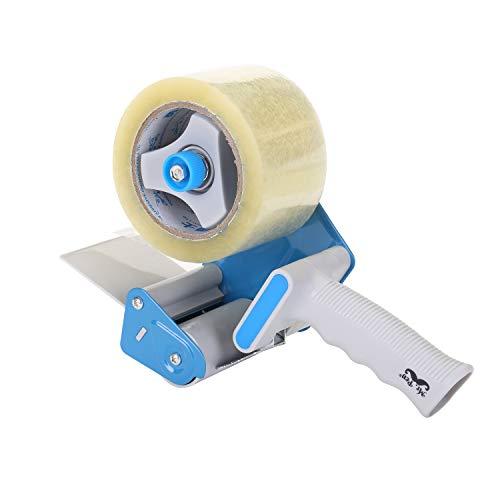 Mr. Pen- Tape Gun, Packing Tape Dispenser, 3 inch Core, Tape Dispenser Gun, 3 inch Tape Gun Dispenser, 3 inch Packing Tape Gun, Heavy Duty Tape Dispenser, Shipping Dispenser, Packaging Tape Dispenser