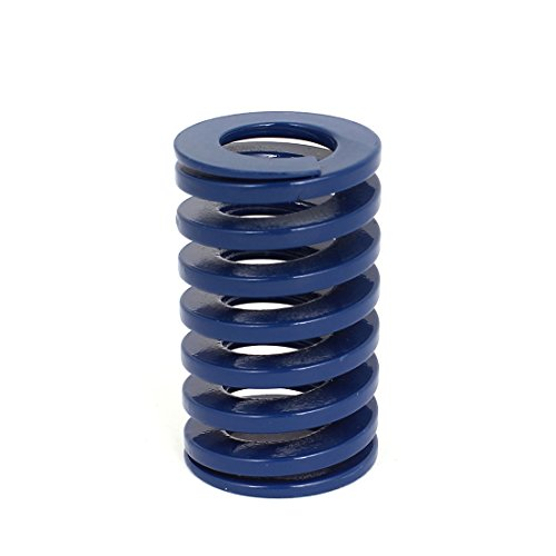 sourcingmap® 30mm OD 50mm lange Spule Leichte Last Stanzen Kompression Schimmel Feder blau de
