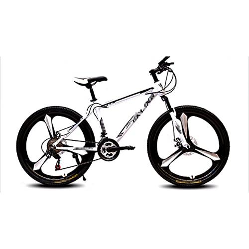Bicicleta De MontañA,Bicicleta De Ciudad,MúLtiples Opciones De Modo De Velocidad,Ruedas De Tres Ejes De 26 Pulgadas,Adecuado Para Hombres/Mujeres/Adolescentes,Varios Colores