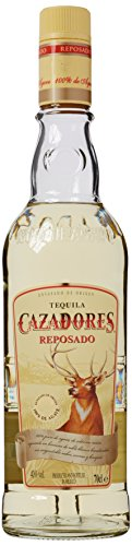 Cazadores Reposado Tequila (1 x 0.7 l)