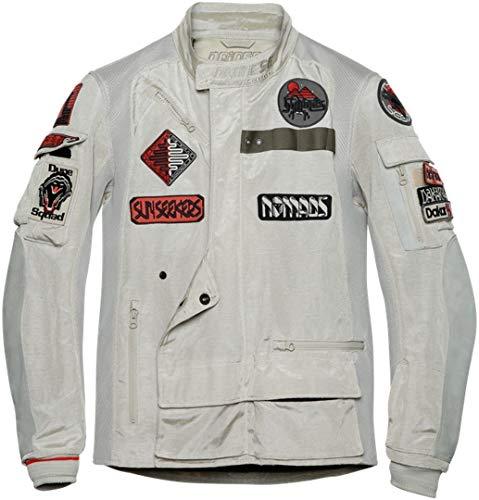 DAINESE Alger Nomad Tex Jacket, Giacca Moto stile Vintage Rétro