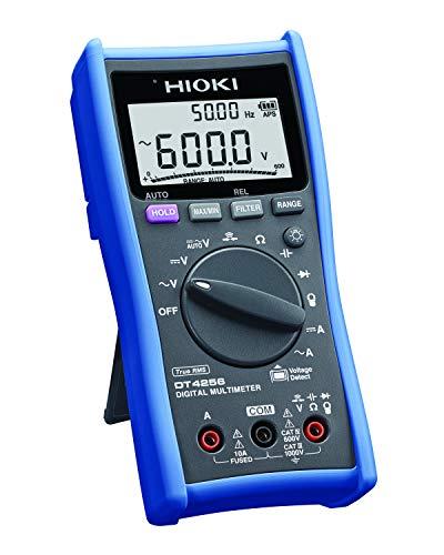 HIOKI(日置電機) DT4256 デジタルマルチメータ(最多機能/10A端子搭載汎用型)