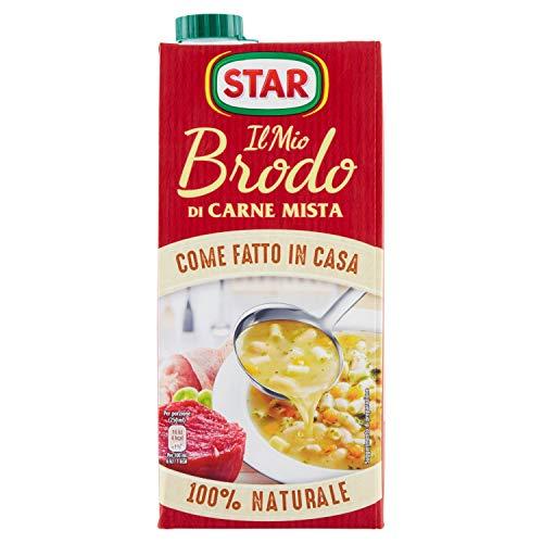 Star Il Mio Brodo di Carne Mista, 1000ml