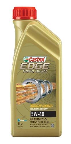 Castrol EDGE Turbo Diesel Motorolie 5W-40 1L