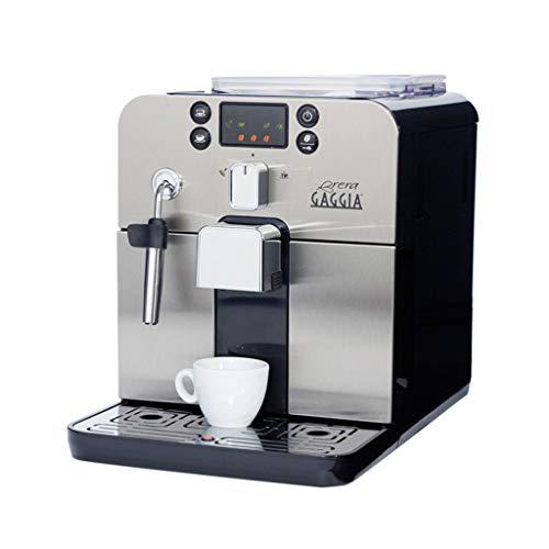 Gaggia Brera RI9305/11 -Máquina de café, color negro/plata