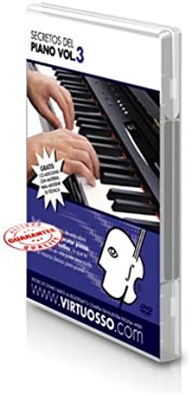 Virtuosso Classic Piano Instructional Method Vol. 3 (Curso De Piano Clásico Vol. 3