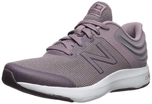New Balance Women's Ralaxa V1 CUSH + Walking Shoe, Dark Cashmere/Cashmere/White, 6 D US