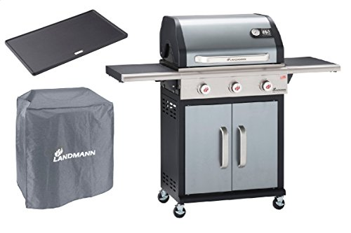Gasgrill Barbecue of The Champion PTS 3.0 Anthrazit