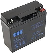 高性能AGMディープサイクルバッテリー 12DD-20 (20Ah)