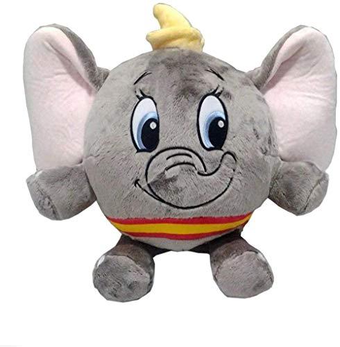 N/D Plush Toys Dumbo Elephant Plush Toys Baby Soft Stuffed Aniamals Children Birthday Gift 25Cm