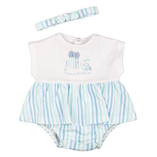 Charanga MODISEY Mamelucos para bebés y niños pequeños, LISTADO, 0-3
